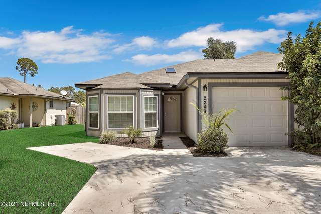 2249 Ironstone Dr W, Jacksonville, FL 32246 (MLS #1129740) :: Olson & Taylor   RE/MAX Unlimited