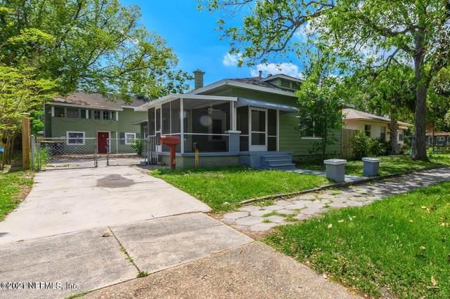 2054-2056 Ernest St, Jacksonville, FL 32204 (MLS #1129744) :: EXIT Real Estate Gallery
