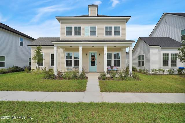 32 Topiary Ave, St Augustine, FL 32092 (MLS #1129763) :: EXIT Real Estate Gallery