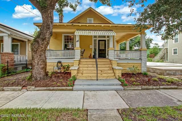 1421 N Liberty St, Jacksonville, FL 32206 (MLS #1129777) :: Berkshire Hathaway HomeServices Chaplin Williams Realty