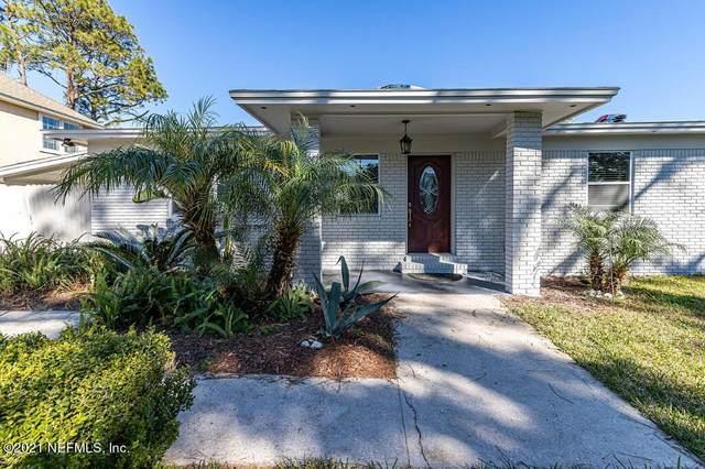 513 A1a N, Ponte Vedra Beach, FL 32082 (MLS #1129802) :: The Volen Group, Keller Williams Luxury International