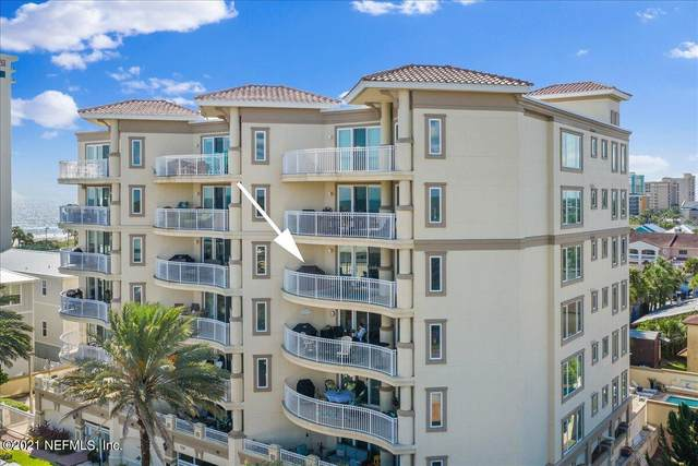 116 19TH Ave N #501, Jacksonville Beach, FL 32250 (MLS #1129804) :: The Collective at Momentum Realty