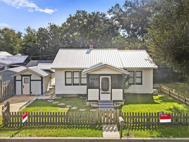 809 Cleveland Ave, Palatka, FL 32177 (MLS #1129818) :: Olson & Taylor   RE/MAX Unlimited