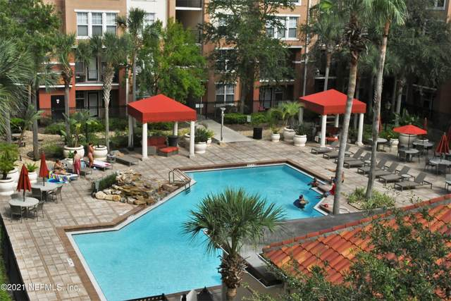 10435 Midtown Pkwy #411, Jacksonville, FL 32246 (MLS #1129819) :: The Newcomer Group