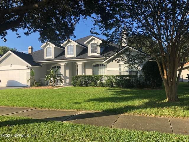 1852 S Landguard Rd, St Augustine, FL 32092 (MLS #1129821) :: Vacasa Real Estate