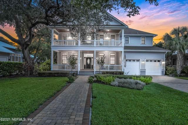 1000 Sea Forest Ln, St Augustine, FL 32080 (MLS #1129884) :: 97Park