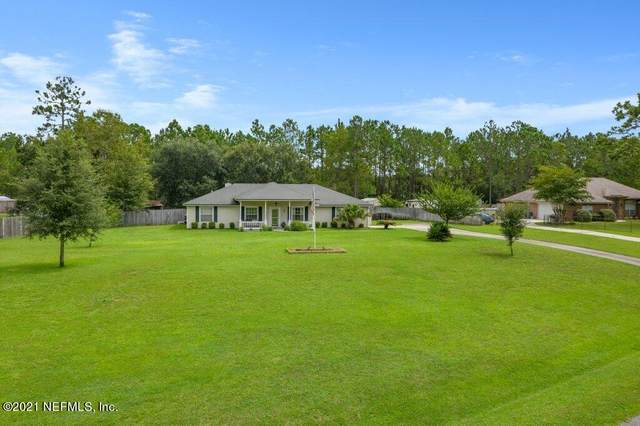 1145 Silver Spur Ct, Middleburg, FL 32068 (MLS #1129885) :: The Collective at Momentum Realty