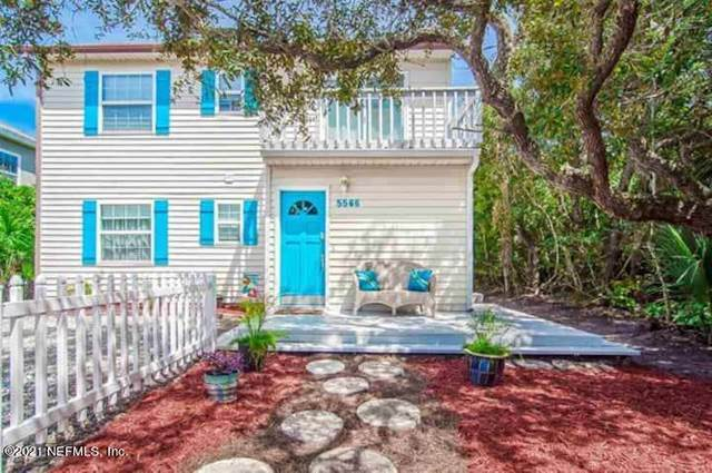 5566 A1a, St Augustine, FL 32080 (MLS #1129889) :: EXIT Real Estate Gallery