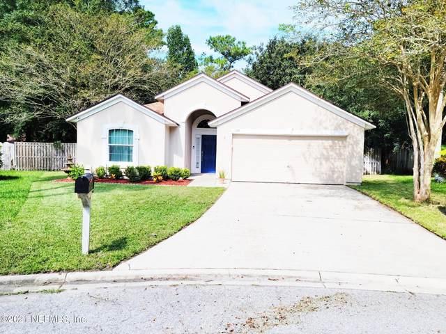 1357 Shootingstar Ln, Jacksonville, FL 32259 (MLS #1129900) :: EXIT 1 Stop Realty