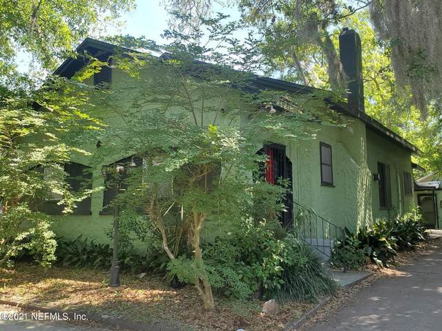 134 W 23RD St, Jacksonville, FL 32206 (MLS #1129911) :: The Collective at Momentum Realty