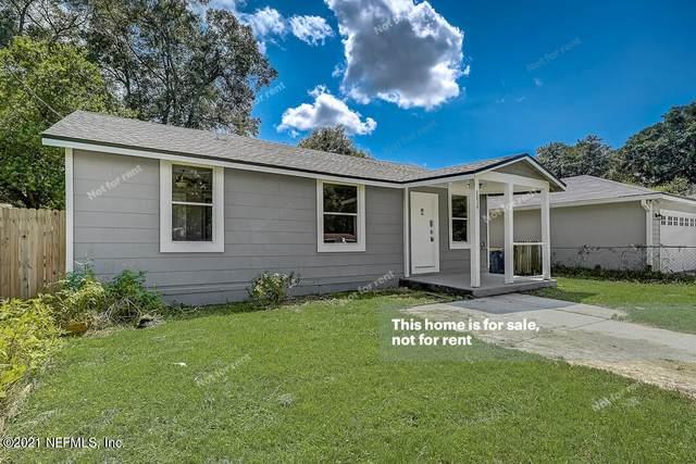 8834 Galveston Ave, Jacksonville, FL 32211 (MLS #1129952) :: The Hanley Home Team