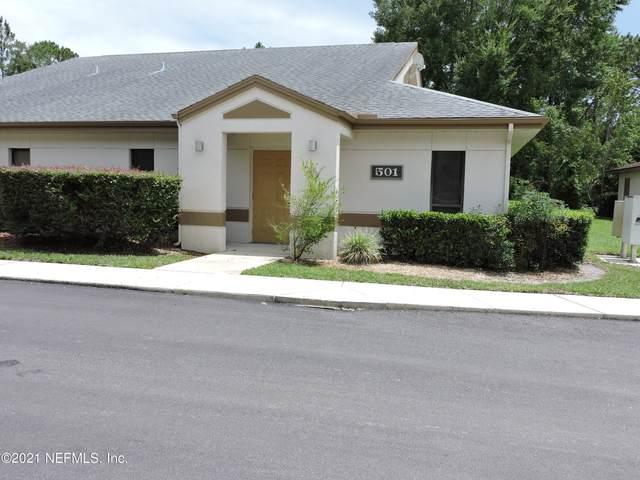 205 Zeagler Dr #501, Palatka, FL 32177 (MLS #1129965) :: Bridge City Real Estate Co.