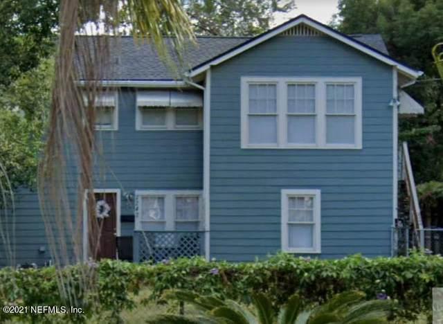 2242 Myra St, Jacksonville, FL 32204 (MLS #1130016) :: Vacasa Real Estate