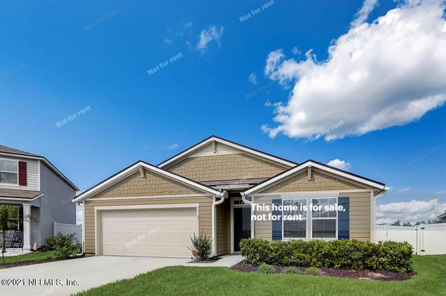 2411 Cold Stream Ln, GREEN COVE SPRINGS, FL 32043 (MLS #1130035) :: The Collective at Momentum Realty