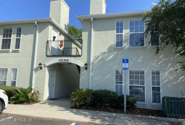 206 E Jardin De Mer Pl #206, Jacksonville Beach, FL 32250 (MLS #1130055) :: Park Avenue Realty