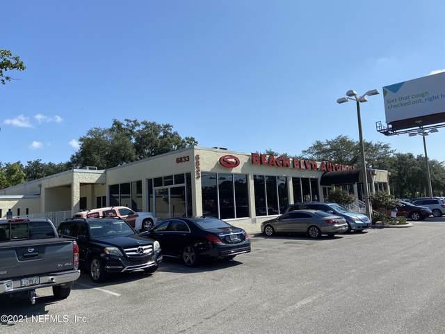6833 Beach Blvd, Jacksonville, FL 32216 (MLS #1130058) :: Berkshire Hathaway HomeServices Chaplin Williams Realty
