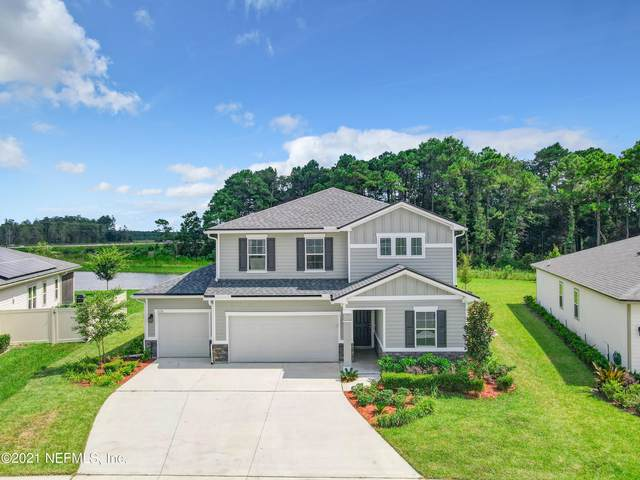 3578 Bradley Creek Pkwy, GREEN COVE SPRINGS, FL 32043 (MLS #1130061) :: The Collective at Momentum Realty