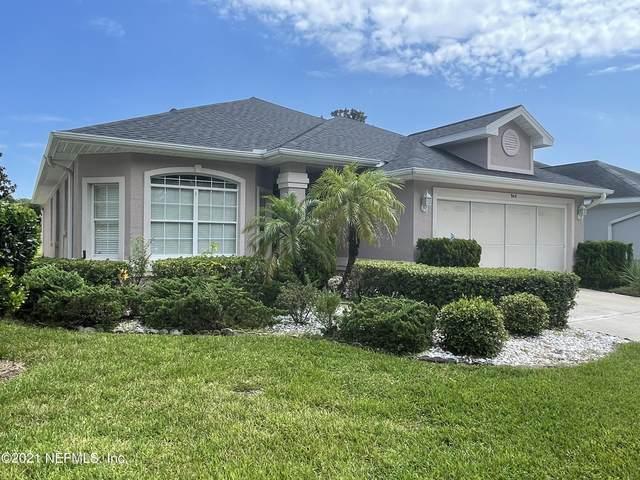 940 Ridgewood Ln, St Augustine, FL 32086 (MLS #1130126) :: EXIT Real Estate Gallery