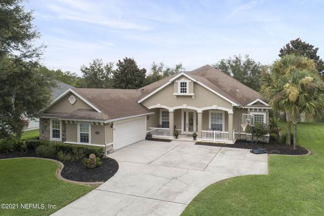 350 S Hampton Club Way, St Augustine, FL 32092 (MLS #1130186) :: The Collective at Momentum Realty
