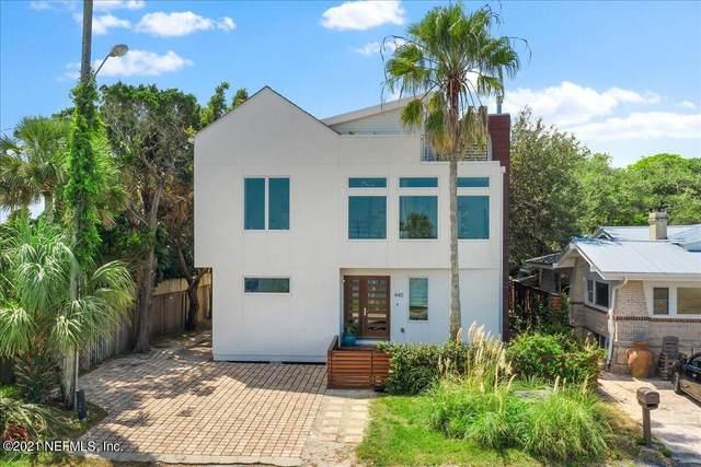 445 Ocean Vista Ave, St Augustine, FL 32080 (MLS #1130189) :: EXIT Real Estate Gallery