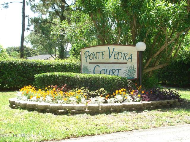 11 Ponte Vedra Ct D, Ponte Vedra Beach, FL 32082 (MLS #1130220) :: The Every Corner Team