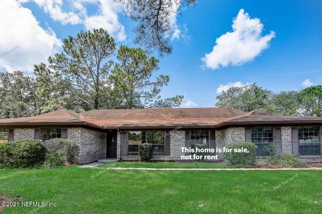 307 Foxridge Rd, Orange Park, FL 32065 (MLS #1130223) :: The Randy Martin Team | Compass Florida LLC