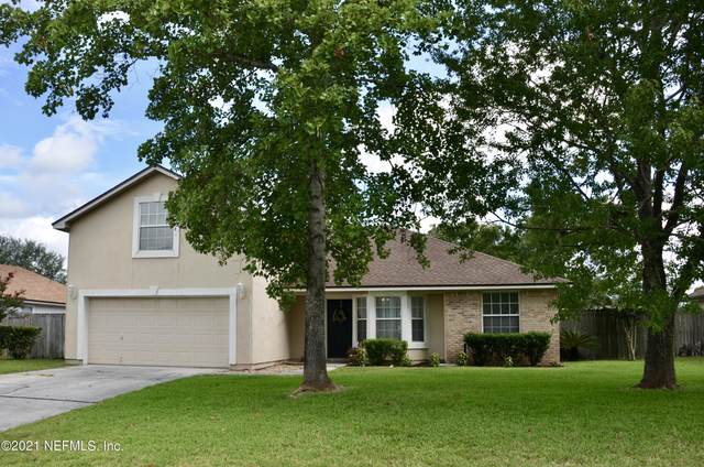 2671 Glenhaven Dr, GREEN COVE SPRINGS, FL 32043 (MLS #1130237) :: EXIT Real Estate Gallery