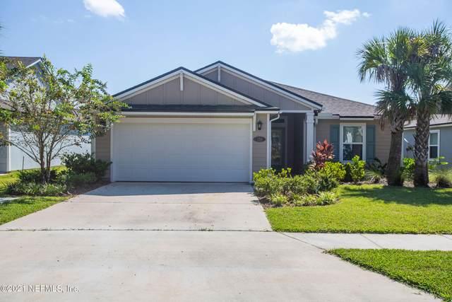 158 Pickett Dr, St Augustine Beach, FL 32084 (MLS #1130238) :: Noah Bailey Group