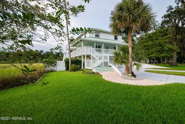 55 Quail Ln, Jacksonville Beach, FL 32250 (MLS #1130264) :: The Every Corner Team