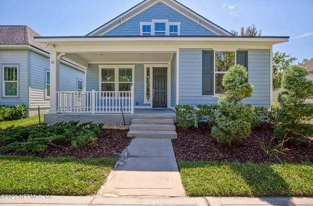 92 Riverwalk Blvd, St Johns, FL 32259 (MLS #1130291) :: Berkshire Hathaway HomeServices Chaplin Williams Realty
