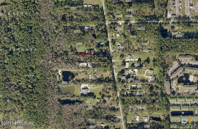 0 Cortez Rd, Jacksonville, FL 32246 (MLS #1130296) :: Endless Summer Realty