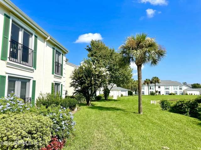 73 Ponte Vedra Colony Cir #73, Ponte Vedra Beach, FL 32082 (MLS #1130325) :: EXIT Inspired Real Estate