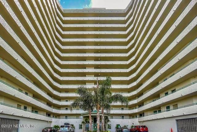 2055 Atlantic Ave S #810, Daytona Beach Shores, FL 32118 (MLS #1130344) :: The Hanley Home Team