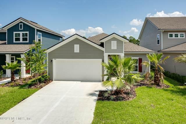 2144 Eagle Talon Cir, Fleming Island, FL 32003 (MLS #1130360) :: EXIT Real Estate Gallery