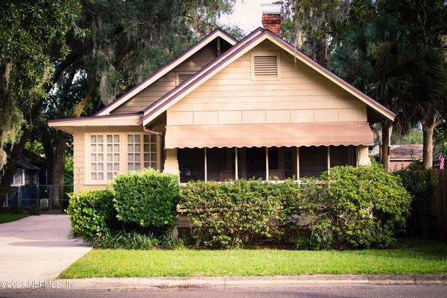 3526 Valencia Rd, Jacksonville, FL 32205 (MLS #1130469) :: 97Park