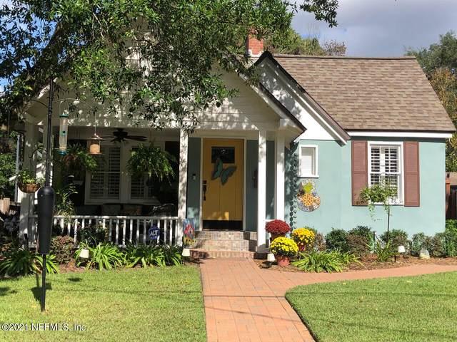 1755 Greenwood Ave, Jacksonville, FL 32205 (MLS #1130483) :: The Every Corner Team