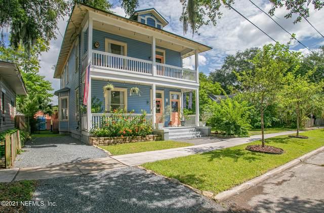 423 Walnut Ct, Jacksonville, FL 32206 (MLS #1130491) :: Berkshire Hathaway HomeServices Chaplin Williams Realty