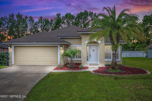 3527 Waterford Oaks Dr, Orange Park, FL 32065 (MLS #1130492) :: Olde Florida Realty Group
