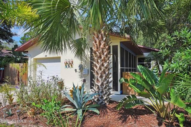 44 Atlantic Ave, St Augustine, FL 32084 (MLS #1130501) :: Endless Summer Realty