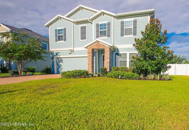 90 Bradford Lake Cir, Jacksonville, FL 32218 (MLS #1130507) :: EXIT 1 Stop Realty