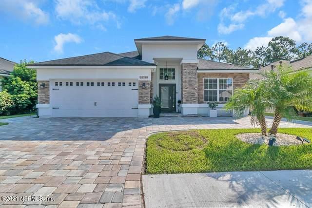 14709 Bulow Creek Dr, Jacksonville, FL 32258 (MLS #1130513) :: 97Park