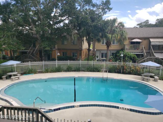 1800 Park Ave #477, Orange Park, FL 32073 (MLS #1130516) :: The Collective at Momentum Realty