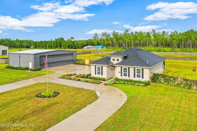 5627 Millie Way, GREEN COVE SPRINGS, FL 32043 (MLS #1130525) :: Vacasa Real Estate