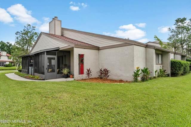 8300 Plaza Gate Ln #1172, Jacksonville, FL 32217 (MLS #1130537) :: The Huffaker Group