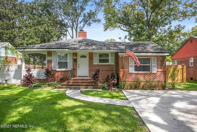 1022 Brierfield Dr, Jacksonville, FL 32005 (MLS #1130561) :: Berkshire Hathaway HomeServices Chaplin Williams Realty