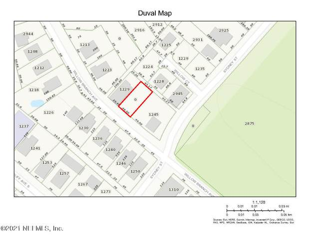 1237 Willow Branch Ave, Jacksonville, FL 32205 (MLS #1130563) :: The Perfect Place Team