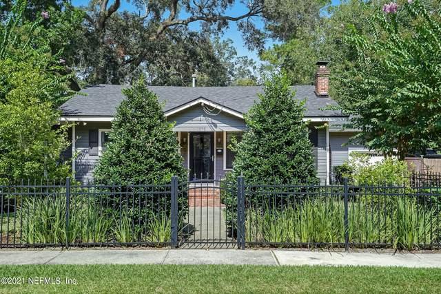 1575 Glendale St, Jacksonville, FL 32205 (MLS #1130565) :: 97Park