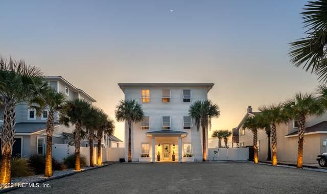 5012 Atlantic View, St Augustine, FL 32080 (MLS #1130568) :: EXIT Real Estate Gallery
