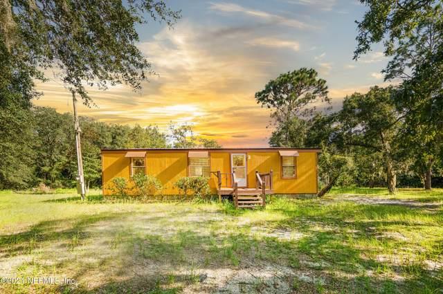 85468 Linda Hall Rd, Fernandina Beach, FL 32034 (MLS #1130585) :: Ponte Vedra Club Realty