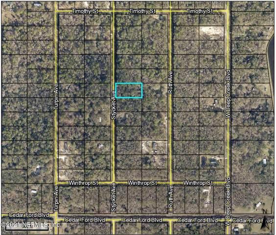 10260 Stycket Ave, Hastings, FL 32145 (MLS #1130605) :: Berkshire Hathaway HomeServices Chaplin Williams Realty